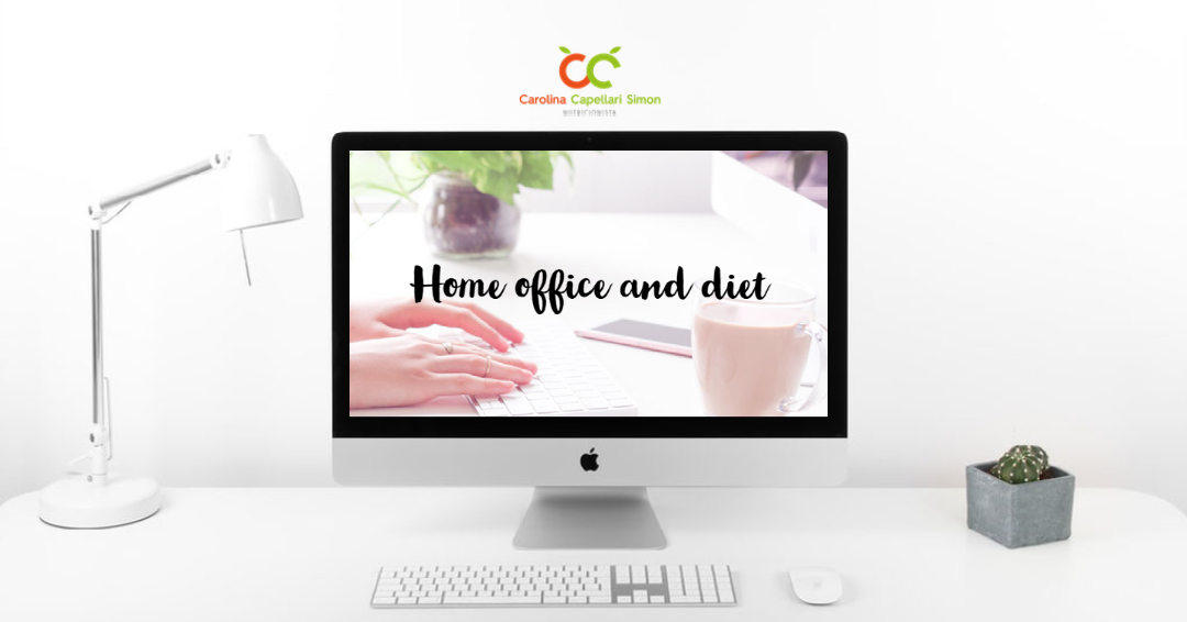 Home office and diet