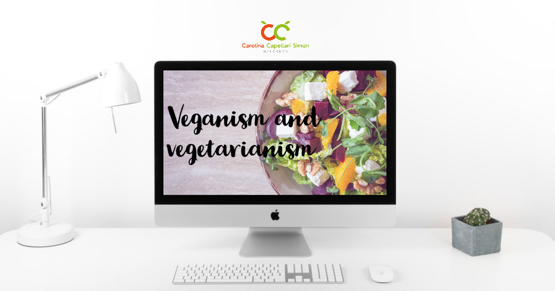 Veganism and vegetarianism