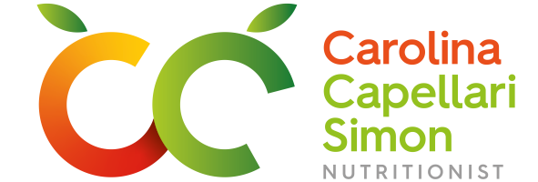 Logo of nutritionist Carolina Capellari Simon